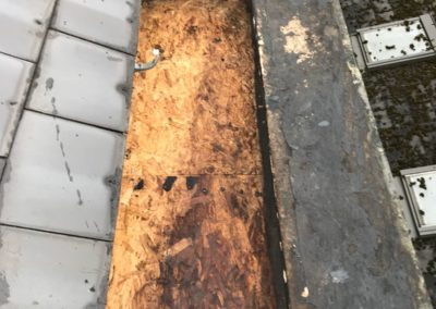 gutter repair stafford