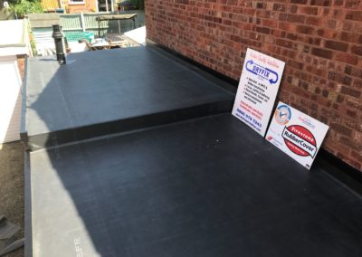 flat roof repairs stafford