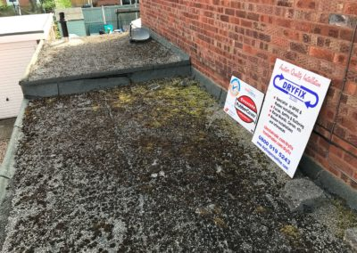 flat roofing stafford